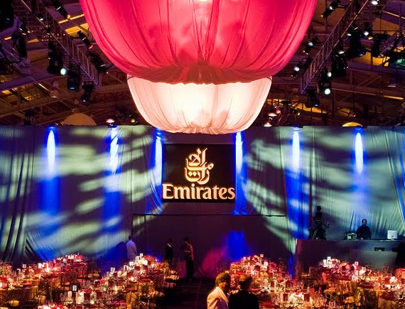 Emirates Airlines Gala
